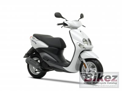 2009 Yamaha Neos 4S photo