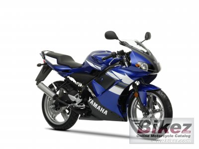 2009 Yamaha TZR50 photo