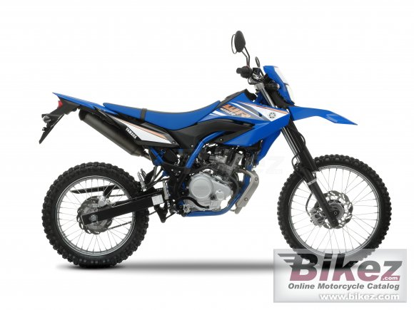 2009 Yamaha WR125R photo