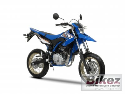 2009 Yamaha WR125X photo