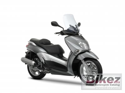 2009 Yamaha X-City 125 photo