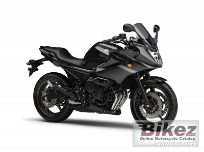 2009 Yamaha XJ6 Diversion photo