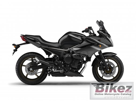 2009 Yamaha XJ6 Diversion ABS