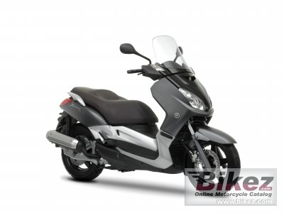 2009 Yamaha X-MAX 125 photo