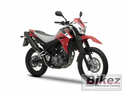 2009 Yamaha XT660R photo