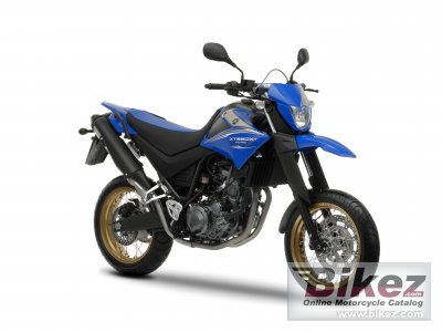 2009 Yamaha XT660X photo