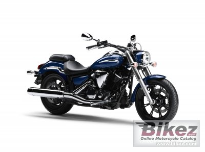 2009 Yamaha XVS950A Midnight Star photo
