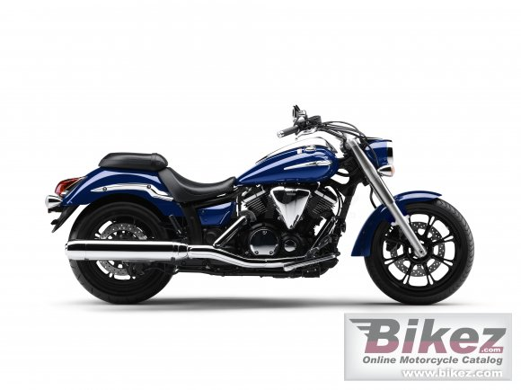 2009 Yamaha XVS950A Midnight Star