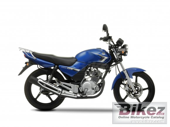 2009 Yamaha YBR125 photo