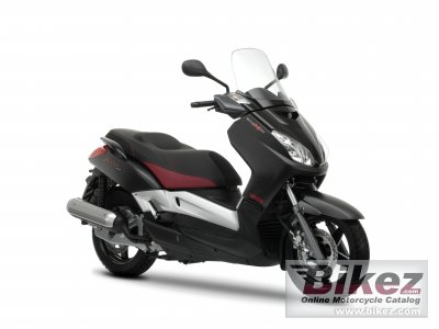 2009 Yamaha Black X-Max 125