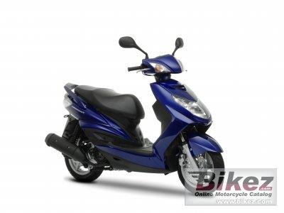 2009 Yamaha CygnusX