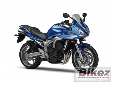 2009 Yamaha FZ6 Fazer S2 specifications and pictures
