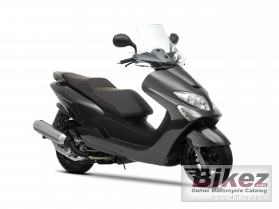 2009 Yamaha Majesty 125