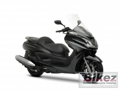 2009 Yamaha Majesty 400 ABS