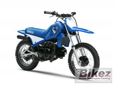 2009 Yamaha PW80