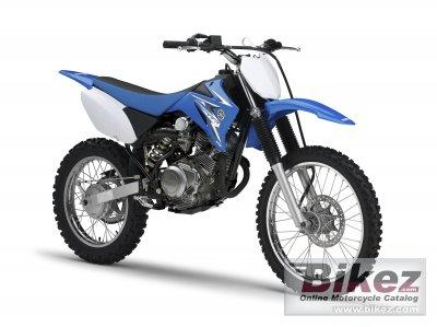 2009 Yamaha TT-R125LW