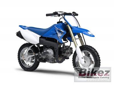 2009 Yamaha TT-R50E