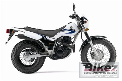2009 Yamaha TW200