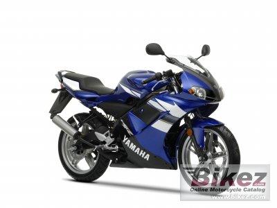 2009 Yamaha TZR50