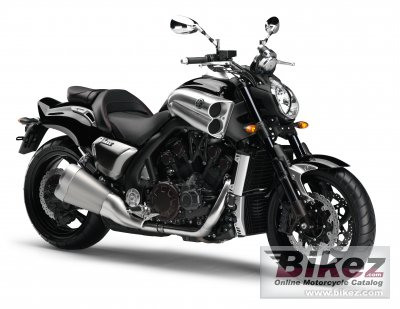 2009 Yamaha VMAX specifications and pictures