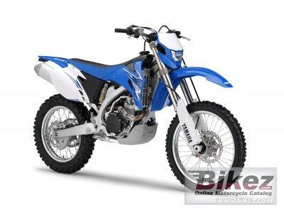 2009 Yamaha WR450F