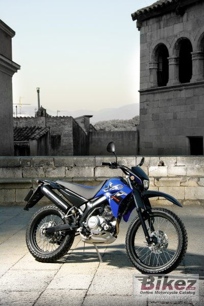 2009 Yamaha XT125R