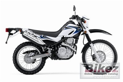 2009 Yamaha XT250