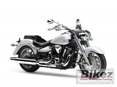2009 Yamaha XV1900A Midnight Star