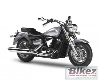 2009 Yamaha XVS1300A Midnight Star