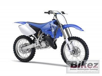 2009 Yamaha YZ125