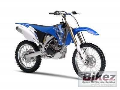 2009 Yamaha YZ250F