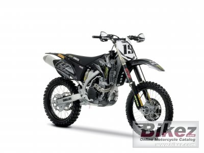 2009 Yamaha YZ450F Team Replica specifications and pictures