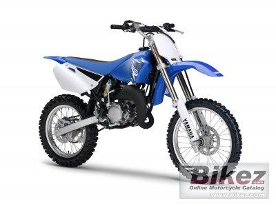 2009 Yamaha YZ85LW
