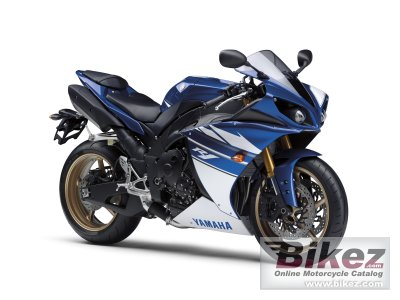 2010 Yamaha YZF-R1 photo