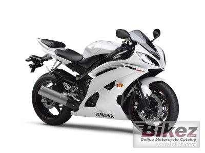 2010 Yamaha YZF-R6 photo