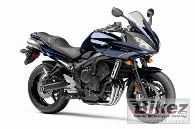 2010 Yamaha FZ6 photo