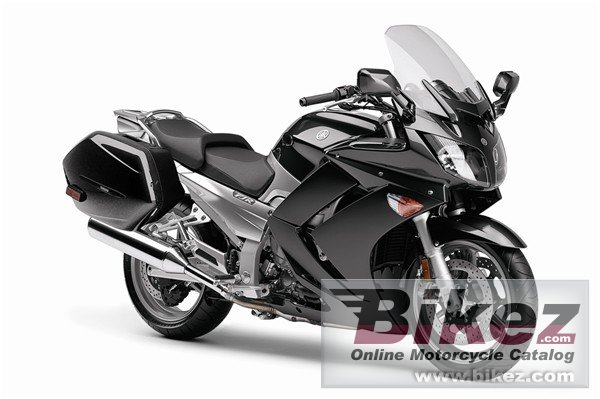 Big Yamaha fjr1300ae picture and wallpaper from Bikez.com