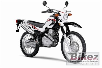 2010 Yamaha XT250 photo