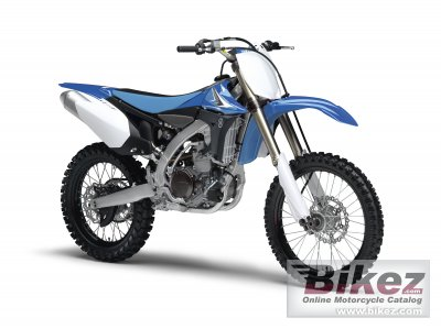 2010 Yamaha YZ450F photo