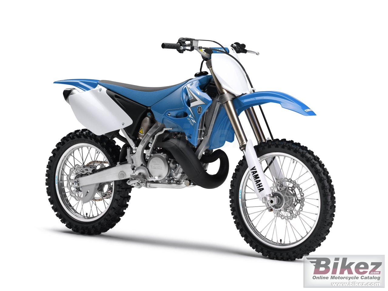 Big Yamaha yz250 picture and wallpaper from Bikez.com