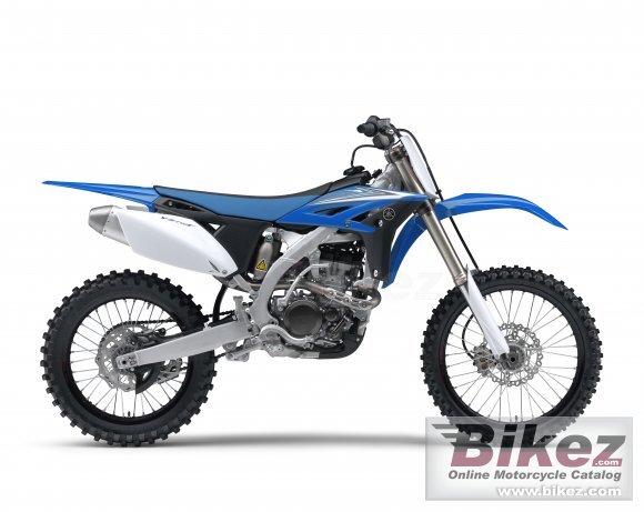 2010 Yamaha YZ250F photo