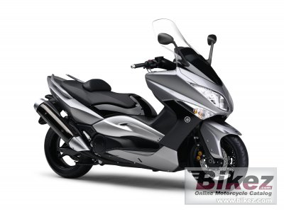 2010 Yamaha TMAX photo