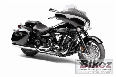 2010 Yamaha Star Stratoliner Deluxe photo