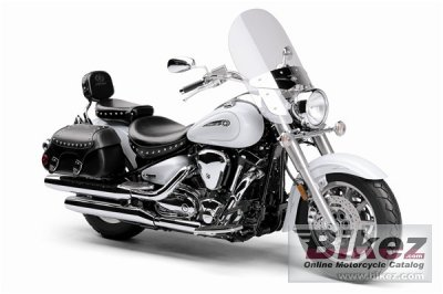 2010 Yamaha Road Star Silverado photo