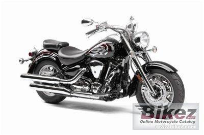 2010 Yamaha Road Star S photo