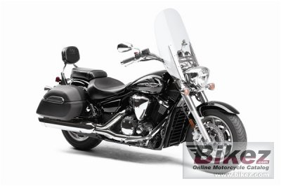 2010 Yamaha V Star 1300 Tourer photo