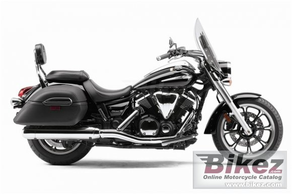 2010 Yamaha V Star 950 Tourer