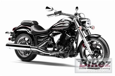 2010 Yamaha V Star 950 photo