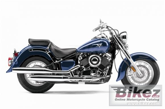 2010 Yamaha V Star Classic photo
