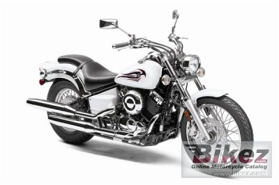 2010 Yamaha V Star Custom photo